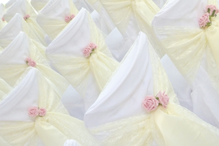 Chair covers and accessories