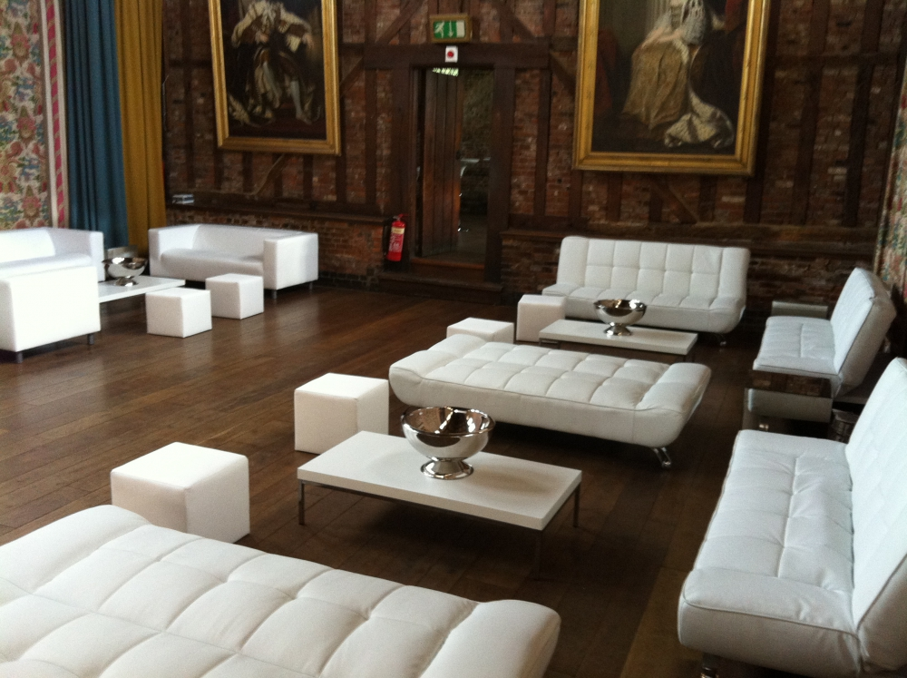 Furniture hire wedding lounge - Chill out sofas ...