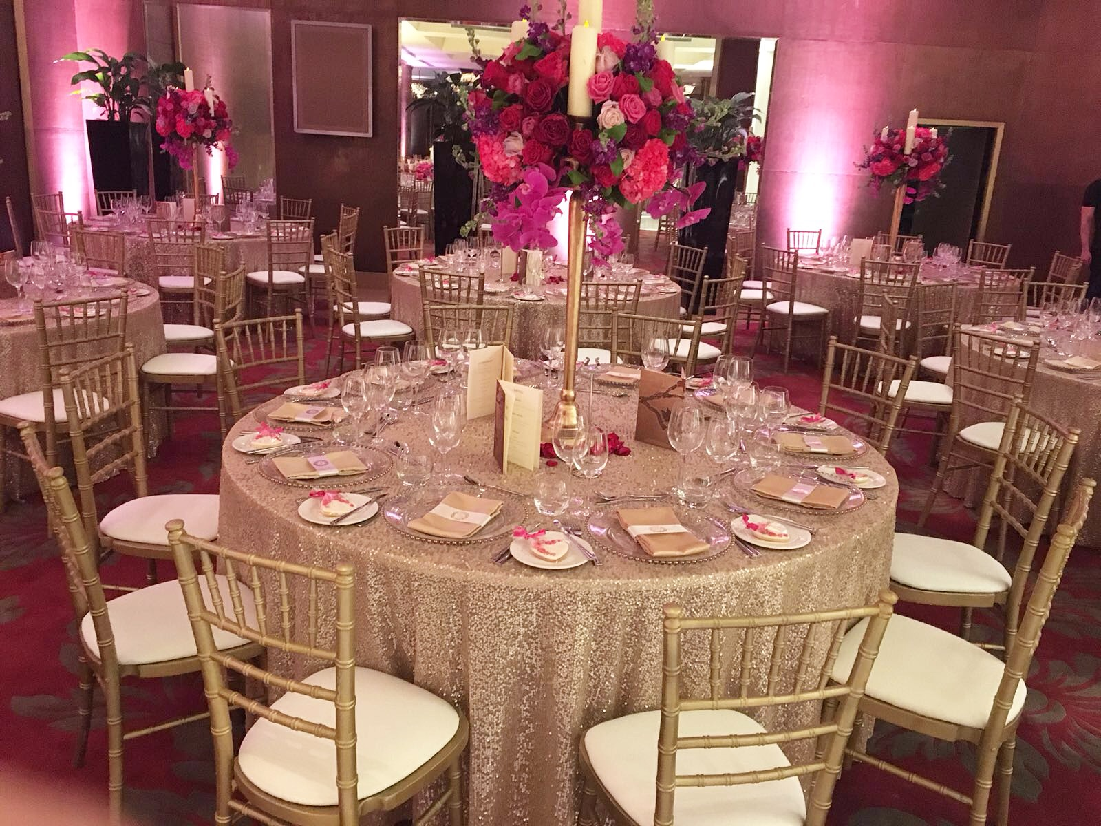 Chiavari Chair Hire Wedding Lounge