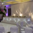 Head Table Uplights