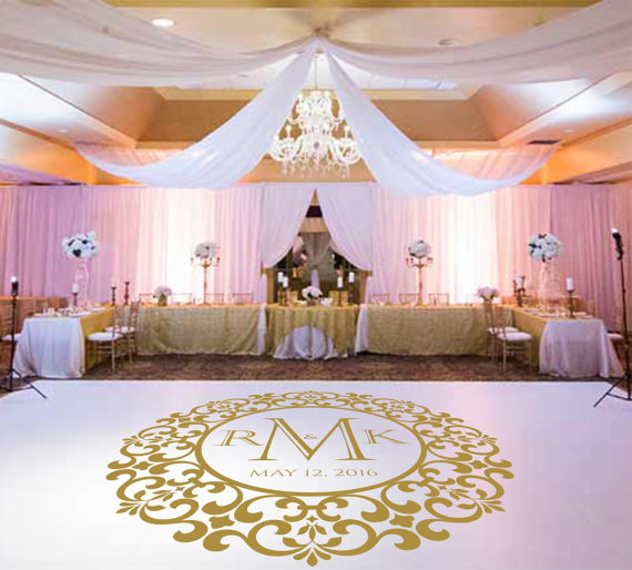 Seamless Dancefloor Wedding Lounge