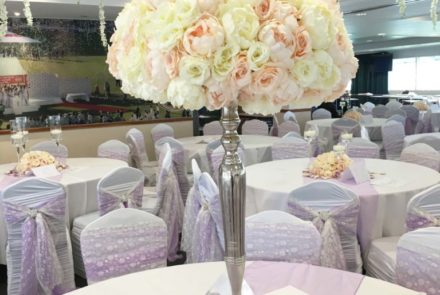 Rose Melody Centrepiece