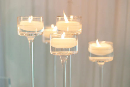 Single Floating Candles