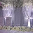 Crystal Wisteria Backdrop