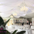 Pod Fairy light Canopy